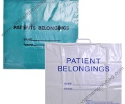Patient clip loop bags