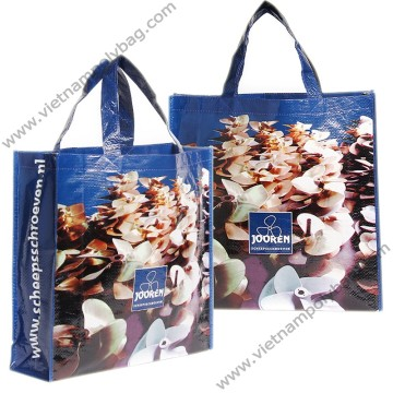 Gloss lamination PP woven bags