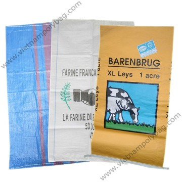 Agriculture PP woven sacks