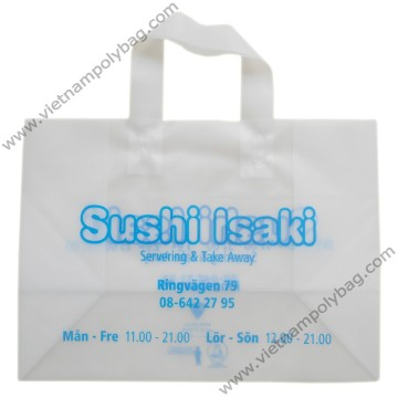 Shushi carry out soft loop bags